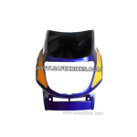Buy FRONT FAIRING (VISOR) AMBITION UB WITH OET GLASS ZADON on 15.00 % discount