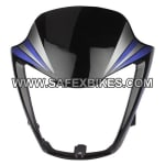 Buy FRONT FAIRING (VISOR) SPLENDOR NXG ZADON on 15.00 % discount