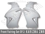 Buy FRONT FAIRING KARIZMA ZMR SET OF 4 ZADON on  % discount