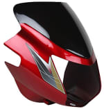 Buy FRONT FAIRING (VISOR) STAR CITY NM UB WITH OET GLASS ZADON on  % discount