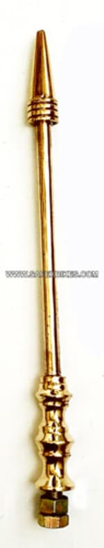 Buy BRASS FLAG ROAD FOR ROYAL ENFIELD BULLET ZADON on  % discount