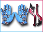 Buy Get NH RIDING GLOVES Free With MOXI ADJUSTABLE LEVER on 5.00 % discount
