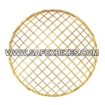 Buy HEAD LIGHT JAALI / GRILL GOLDEN NET TYPE FOR ROYAL ENFIELD BULLET ZADON on  % discount