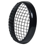 Buy HEAD LIGHT GRILL BLACK NET TYPE  FOR ROYAL ENFIELD BULLET ZADON on  % discount