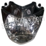 Buy HEAD LIGHT ASSY FLAME FIEM on  % discount