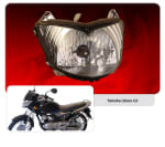 Buy HEAD LIGHT ASSY LIBERO (ROUND) WITH DOOM ZADON on  % discount
