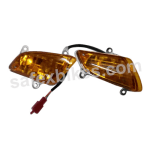 Buy INDICATOR GLASS ACTIVA OM FRONT SET ZADON on  % discount