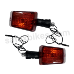 Buy INDICATOR SHOGUN 12V BULB REAR SET SWISS on 15.00 % discount