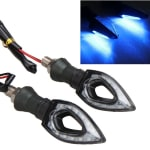 Buy DUAL SIDE BLUE LIGHT INDICATOR ROADYS on  % discount