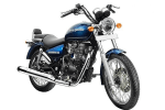 Buy LEG GUARD EXCLUSIVELY FOR BULLET THUNDERBIRD (SUPER CHROME) ZADON on  % discount