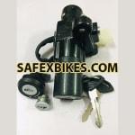 Buy LOCK KIT XCD125 CC SET OF 3 MINDA on  % discount