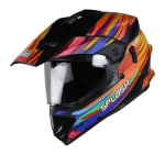 Buy MOTOCROSS HELMET SB-42 SPLASH MAT HIGN on 0 % discount