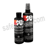 Buy Recharger Bike Air Filter Care Service Kit - Squeeze K&N on  % discount