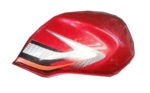 Buy PETROL TANK ZEUS ZADON on 10.00 % discount