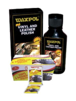 Buy VINYL LEATHER AND DASHBOARD POLISH (10ML POUCH) WAXPOL on  % discount