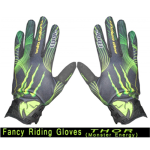 Buy MONSTER ENERGY RIDING GLOVES (THOR) on  % discount