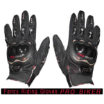 Buy PRO BIKER RIDING GLOVES ZADON on  % discount