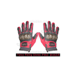 Buy PRO BIKER RIDING GLOVES RED on  % discount
