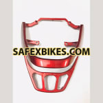 Buy PILLION HANDLE FLAME RED TVSGP on 5.00 % discount