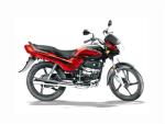 Buy REAR NUMBER PLATE PASSION PLUS ZADON on  % discount
