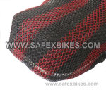 Buy SEAT COVER RED JALLI TYPE ACTIVA ZADON on  % discount