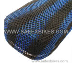 Buy SEAT COVER BLUE JALLI TYPE ACTIVA ZADON on  % discount