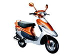 Buy SEAT COVER LEATHER FOAM SCOOTY PEP (3 MM) ZADON on  % discount
