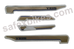 Buy SIDE PANEL STICKER RX135 ROADYS on  % discount