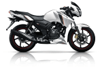 Buy SILENCER ASSEMBLY APACHE RTR 160CC ZADON on  % discount