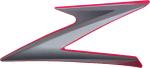 Buy STICKER SET FAIRING SHINE TYPE3 ZADON on  % discount