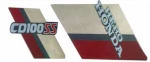 Buy COMPLETE STICKER KIT HERO HONDA SS NM ZADON on  % discount