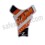 Buy PETROL TANK PAD KTM DESIGN JS034 ZADON on  % discount