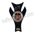 Buy PETROL TANK PAD ROYAL ENFIELD DESIGN JS03 ZADON on  % discount