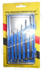 Buy PRECISION SCREWDRIVER SET OF 6 ZADON on  % discount