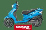 Buy J.D POWER LOGO WEGO 110(SYNC BRAKING SYSTEM) TVSGP on  % discount