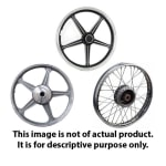 Buy ALLOY WHEEL BOXER CT (FRONT) BAJAJGP on 5.00 % discount