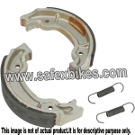 Buy BRAKE SHOE SUPER XL (F & R) ASK on  % discount