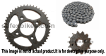Buy CHAIN SPROCKET KIT GLAMOUR ZADON on  % discount