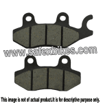 Buy DISC BRAKE PADS GS 150 ZADON on  % discount