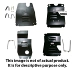 Buy ENGINE PLATE PASSION X PRO (BLACK) ZADON on 15.00 % discount