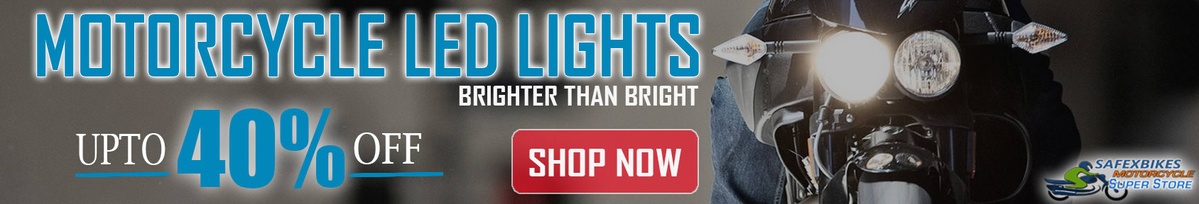 Special offers on Genuine Motorcycle Spare Parts And Accessories - High Discount's On LED lights