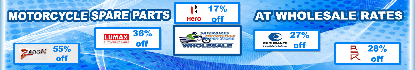 Special offers on Genuine Motorcycle Spare Parts And Accessories - Spare parts at Wholesale