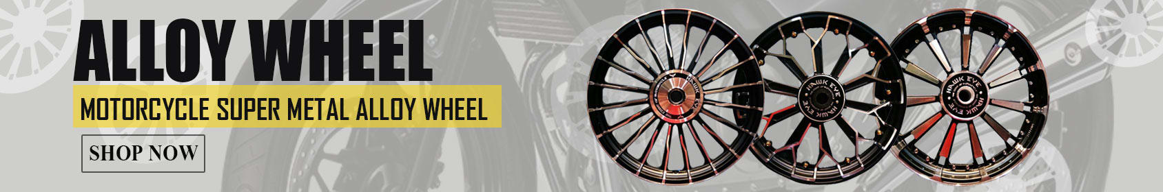 Special offers on Genuine Motorcycle Spare Parts And Accessories - motorcycle alloy wheel