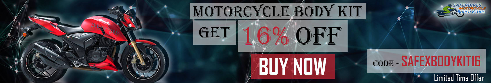 Special offers on Genuine Motorcycle Spare Parts And Accessories - MOTORCYCLE BODY KIT