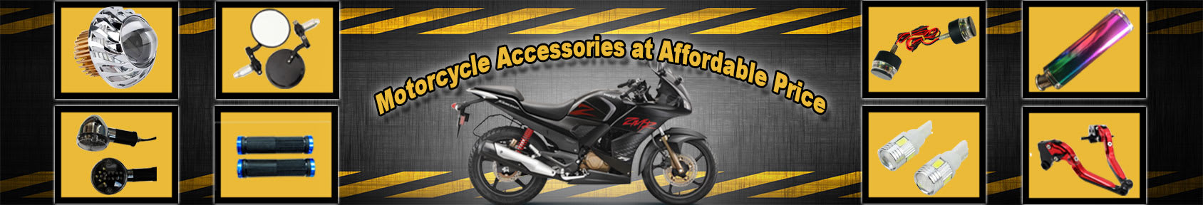 Special offers on Genuine Motorcycle Spare Parts And Accessories - Buy universal accessories at affordable price
