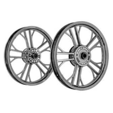 Buy ALLOY WHEEL SET FOR RE STANDARD PRINTING 1 YMODEL HARLEY KINGWAY on 10.00 % discount
