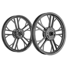 Buy ALLOY WHEEL SET FOR RE STANDARD PRINTING 2 YMODEL HARLEY KINGWAY on 10.00 % discount