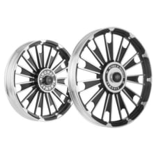 Buy ALLOY WHEEL SET FOR RE STANDARD BLACK ZIPP HARLEY KINGWAY on 10.00 % discount