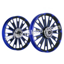 Buy ALLOY WHEEL SET FOR RE CLASSIC BLUE ZIPP HARLEY KINGWAY on 0.00 % discount