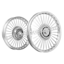 Buy ALLOY WHEEL SET FOR RE CLASSIC CNC 30SPOKES HARLEY KINGWAY on  % discount